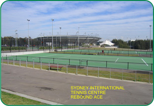 Completed Courts