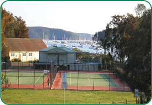 BAYVIEW TENNIS CLUB