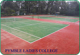 PYMBLE LADIES COLLEGE PYMBLE NSW