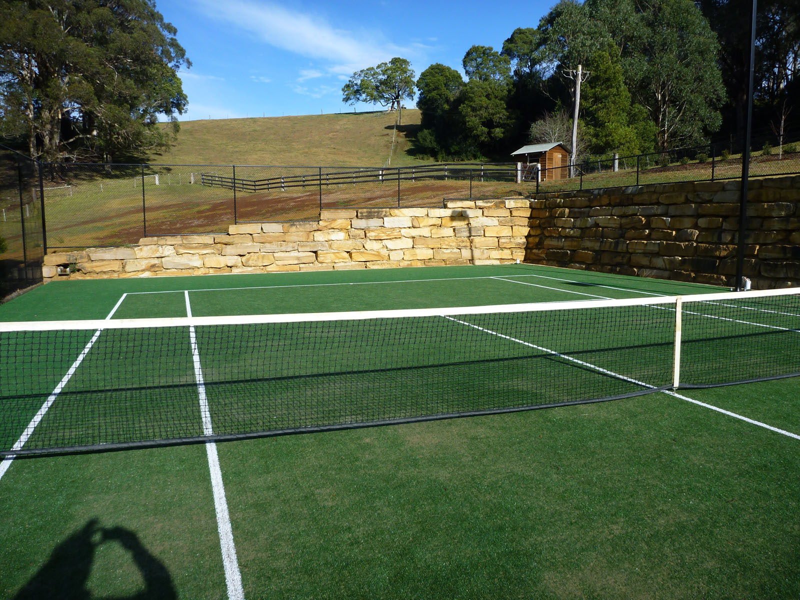 Private court - robertson NSW